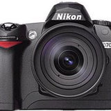 การทำงานของ Nikon D70s