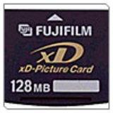 ฟูจิฟิล์มส่ง XD Picture Card ความจุ 1GB ลงสนาม