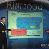 บรรยากาศงานเปิดตัว HP Mini 1000
