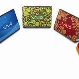 VAIO FJ-series สีสันสดใส