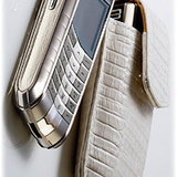 Vertu Ascent White