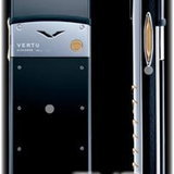 Vertu Signature Yellow Metal Keys