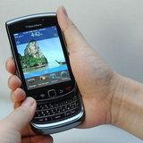 BlackBerry 9800 Slider