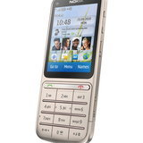 Nokia C3-01 Touch and Type