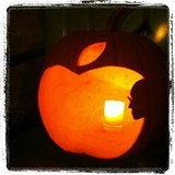 Apple Halloween