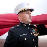 ขบวนพาเหรดวันทหารผ่านศึกหลังจากยุติสงครามในอิรัก