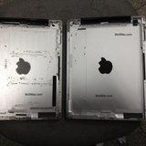 ภาพฝาหลัง iPad 3