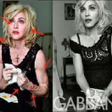 Celebrities Photoshopped: Before and After