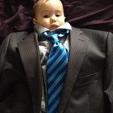 """เทรนด์ใหม่ """"Baby Suiting"""""""
