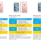 โปรโมชั่น iPhone 7 dtac