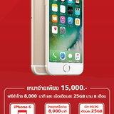 โปรโมชั่น iPhone 6 ฟรี