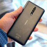 Hands-on Nokia 8 review