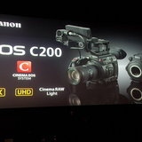 Canon EOS C200 - C700