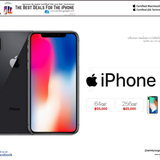 iPhone X เครื่องหิ้ว