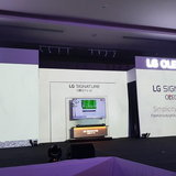 บรรยากาศงานเปิดตัว LG W7T