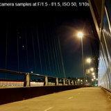 ตัวอย่างภาพถ่ายจากกล้อง Samsung Galaxy S9+