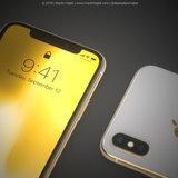 ภาพเรนเดอร์ iPhone X จอใหญ่