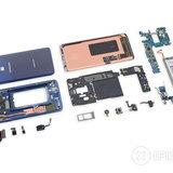ภาพแกะเครื่อง Samsung Galaxy S9+