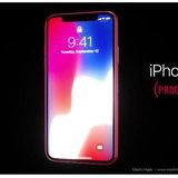 iPhone สีแดง