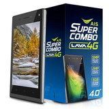 AIS SUPER COMBO LAVA 4G (LAVA iris 550)