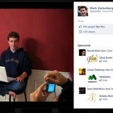 รวมภาพหาดู(ยาก) ของครอบครัว เจ้าพ่อ Facebook