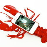 เคสกุ้งแม่น้ำ Lobster Mobile