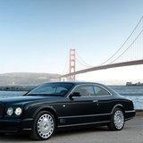 Black Bentley Brooklands