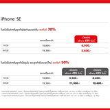 โปรโมชั่น iPhone SE