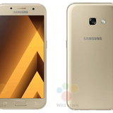 Samsung Galaxy A5 และ A3 2017