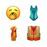 Emoji ใหม่ของ Apple