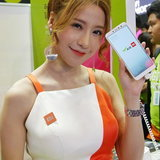 พริ้ตตี้ในงาน Thailand Mobile Expo 2018 Hi End