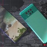 ภาพคอนเซ็ปต์ Huawei Mate 20