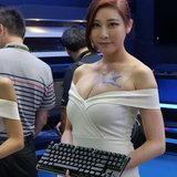 พริตตี้ Computex 2018