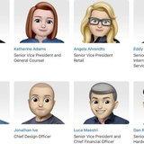 ทีมผู้บริหาร Apple
