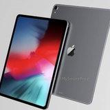ภาพ Render ของ iPad Pro 2018