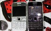 แกะกล่อง Nokia E72 มือถือสมรรถนะสูง