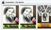App Protography (แอพฯตกแต่งภาพ) iOS : My Sketch