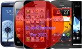 10 อันดับ มือถือที่ดีที่สุดในโลกปี 2012 (GSMArena)