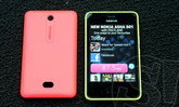 แกะกล่อง Nokia Asha 501 ชิคทุกสีสัน ราคาสุดแสนโดนใจ