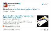 """รองประธานแอปเปิลเรียกซัมซุง """"ไอ้ขี้โกง"""" หลังพบโกงคะแนน benchmark บน Galaxy Note 3"""