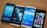 3 สมาร์ทโฟนเตรียมถล่ม iPhone 5S