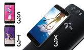 ดีแทคเปิดตัวมือถือ S3, T3 และ X3 เน้นเรื่องการถ่ายภาพและ Software คุณภาพโดย Google