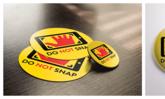 Do Not Snap สัญลักษณ์ที่บอกว่าคุณไม่อยากถูกถ่ายรูป พร้อมเชื่อมต่อซอฟต์แวร์เบลอหน้าให้อัตโนมัติ!!