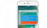 แอป Google Calendar ใน iOS สามารถเพิ่ม วิดเจ็ต ได้แล้ว