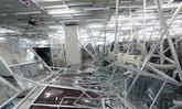 ภาพการฟื้นฟูโรงงานผลิตเซ็นเซอร์โซนี่ หลังวิกฤติแผ่นดินไหวปี 2016
