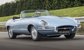 Jaguar เผยโฉม E-Type Zero รถยนต์ไฟฟ้าสไตล์คลาสสิกสุดสวย วิ่งได้ไกล 270 กม.