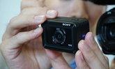 Sony เปิดตัว RX0 กล้องจิ๋วรุ่นโปรใช้เซนเซอร์ 1 นิ้ว ราคา 24000