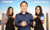 ซัมซุง เปิดตัว กาแลคซี่ โน้ต 8 ในไทย ด้วยแนวคิด Do Bigger Things ทำให้ใหญ่กว่าใจคิด