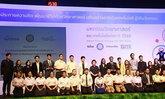 หลิว หยาง นักบินอวกาศหญิงของจีนเยือนไทยในงาน NST Fair 2017
