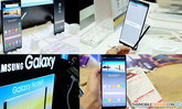 สำรวจโปรโมชั่น Samsung Galaxy Note 8 เรือธงตัวท็อปจาก 3 ค่ายใหญ่ในงาน TME 2017